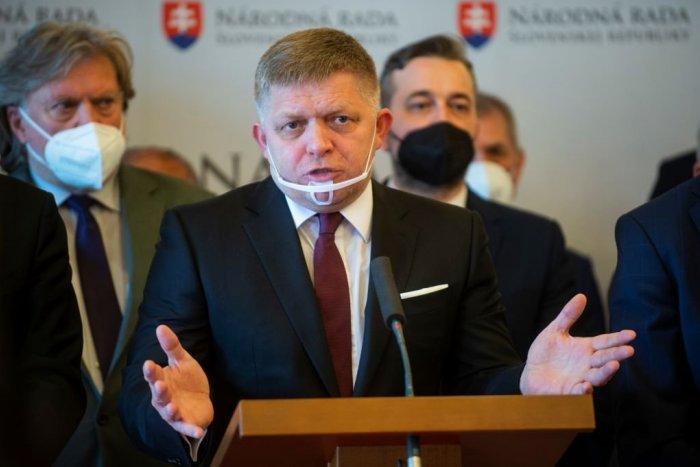 Ilustračný obrázok k článku Fico o Dušanovi Kováčikovi: Je obeťou spiknutia a politickým väzňom!