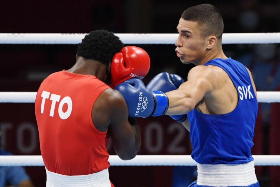 Ilustračný obrázok k článku Olympijská premiéra dopadla na JEDNOTKU: Boxer Csemez postúpil do osemfinále