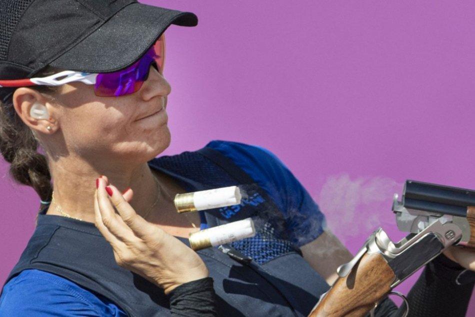 Ilustračný obrázok k článku Slovensku zhasol ďalší medailový sen: Barteková sa neprebojovala do finále