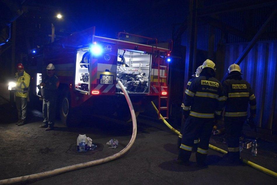 Ilustračný obrázok k článku Ničivý nočný požiar v oravskom závode: FOTO a VIDEO z miesta