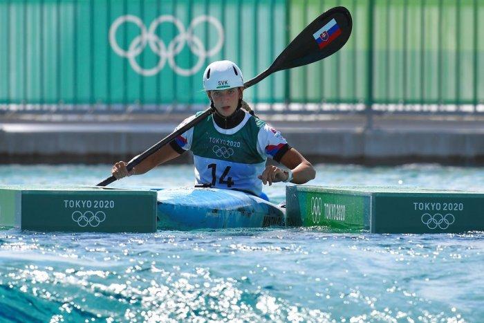 Ilustračný obrázok k článku Na medailu z olympiády stále čakáme: Nedosiahla na ňu ani vodná slalomárka Mintálová, FOTO
