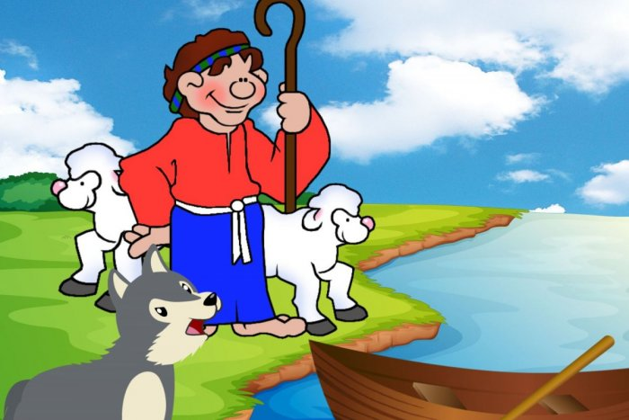 Ilustračný obrázok k článku Pomôžete pastierovi prejsť cez rieku? Vyriešte HÁDANKU a zachránite ovečky