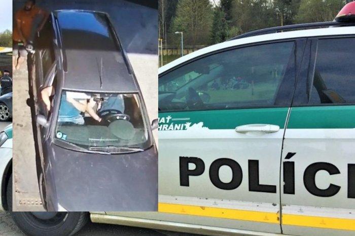 Ilustračný obrázok k článku Natankovali a ušli bez zaplatenia: Polícia pátra po týchto mužoch