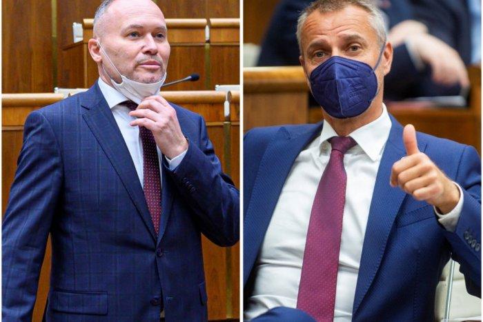Ilustračný obrázok k článku Raši z Hlasu sa obul do vlády: Poslanec SaS to odmieta a poslal ODKAZ Pellegrinimu!