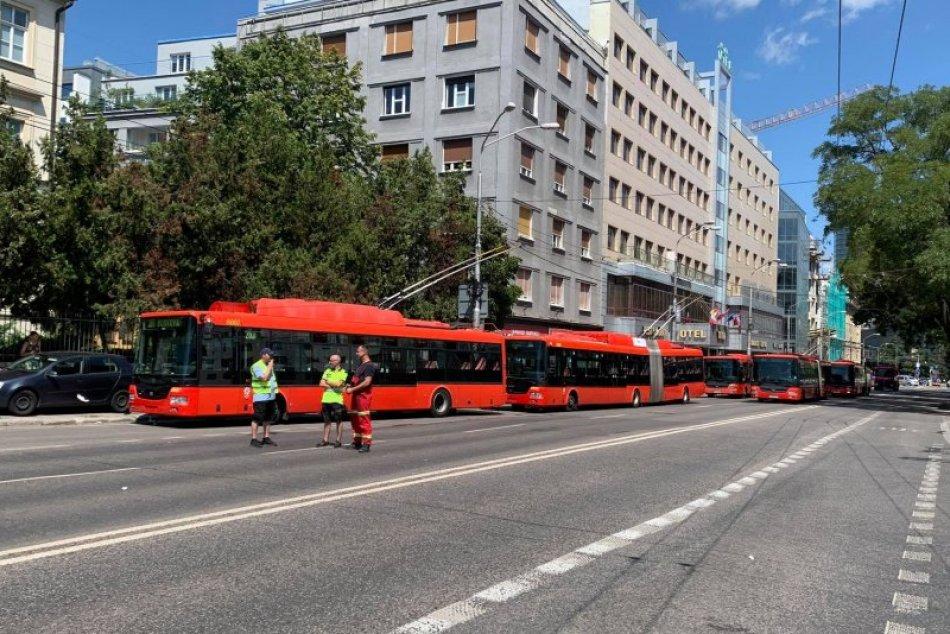 Ilustračný obrázok k článku Protesty zas spôsobia CHAOS v doprave: Linky MHD budú odklonené po TÝCHTO trasách