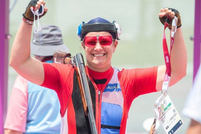 Ilustračný obrázok k článku FANTASTICKÁ Zuzana berie olympijské ZLATO! Strelkyňa Rehák Štefečeková dominovala v trape!