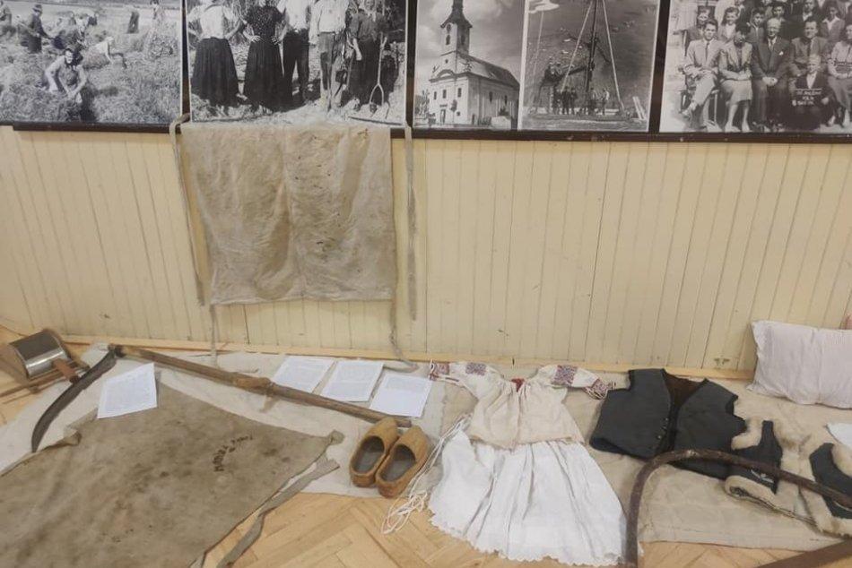 Ilustračný obrázok k článku Dražovčania si zaspomínali: Ich históriu a poklady pripomenula unikátna výstava