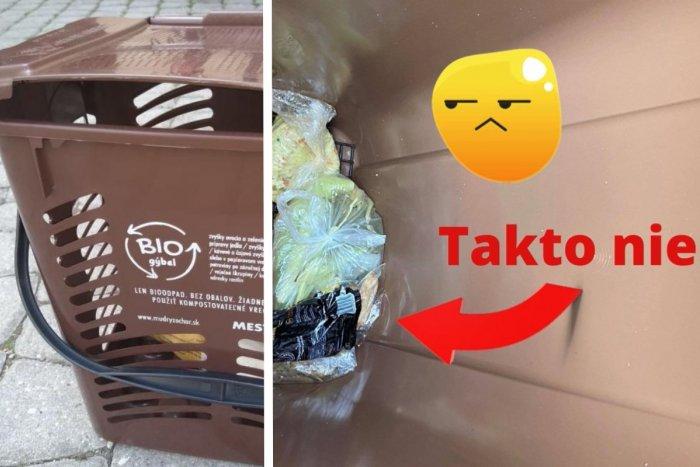 Ilustračný obrázok k článku Šikovný NÁVOD: Ako správne postupovať pri zbere kuchynského odpadu?