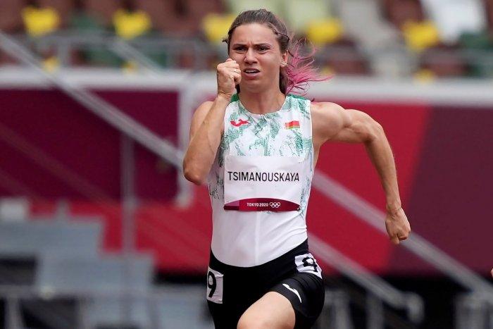 Ilustračný obrázok k článku Bieloruská športovkyňa volá z olympiády o POMOC: Česko sa chce Cimanovskej UJAŤ!