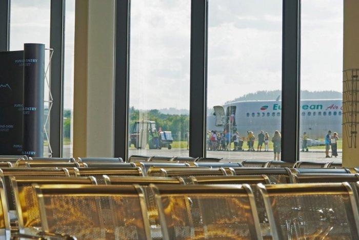 Ilustračný obrázok k článku Letisko Poprad-Tatry sa stalo dejiskom experimentu: Počas celého leta s napätím čakali výsledky