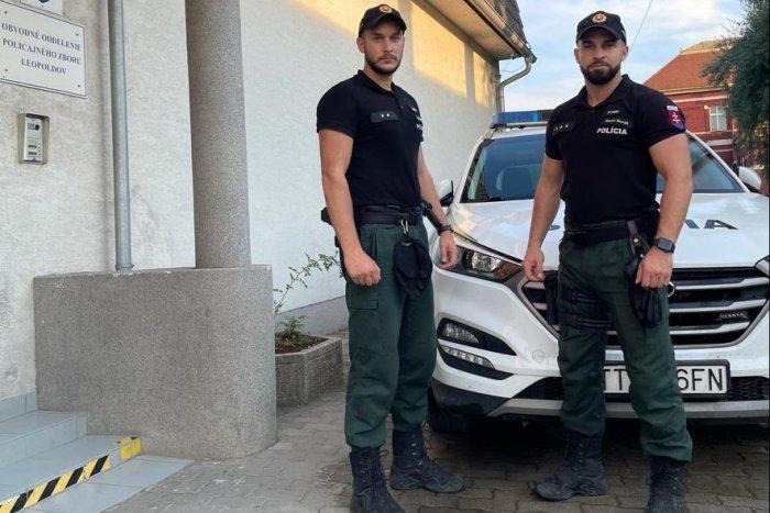 Ilustračný obrázok k článku Skvelá práca policajtov: Zachránili život mladého muža, trápil sa kvôli peniazom