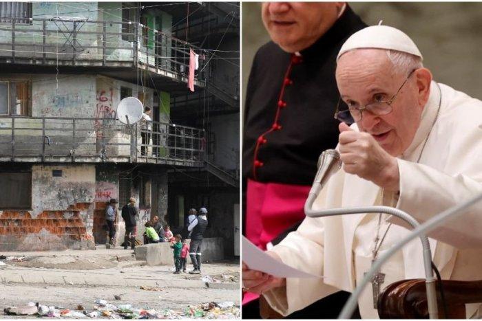 Ilustračný obrázok k článku Splnomocnenkyňa oceňuje návštevu pápeža na Luníku IX. Sklamali ju nenávistné reakcie!