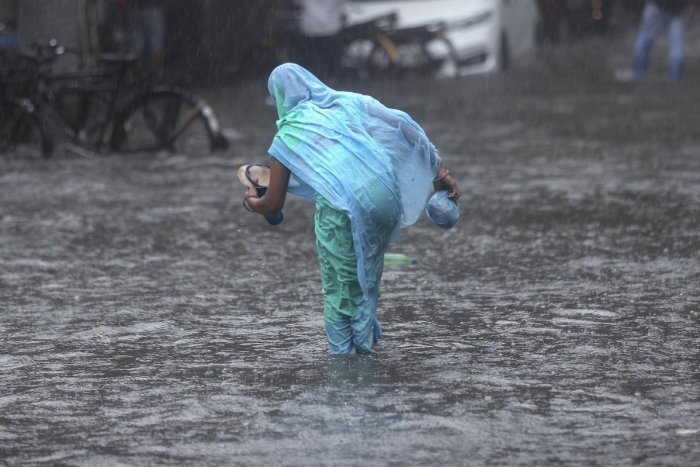 Ilustračný obrázok k článku Dážď môže spôsobiť škody, hrozia i POVODNE: Platia výstrahy druhého stupňa!