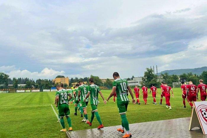 Ilustračný obrázok k článku Tatran v III. lige nastrieľal už 18 gólov: Svidníku dal osmičku, Raslaviciam trojku