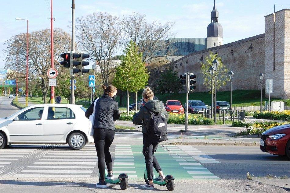 Ilustračný obrázok k článku Týždeň mobility v Trnave: Čaká nás Deň bez áut aj bezplatné jazdy na kolobežkách