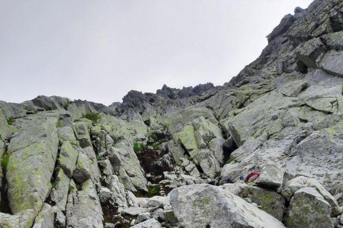 Ilustračný obrázok k článku Tragická smrť vo Vysokých Tatrách: Turistu zasiahol skalný blok do hlavy