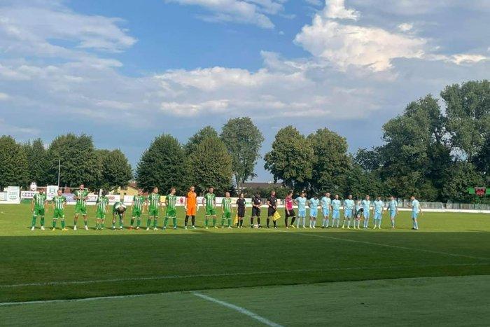 Ilustračný obrázok k článku Prvé sklamanie Prešovčanov: Futbalisti nestačili na Lipany a v tabuľke už strácajú
