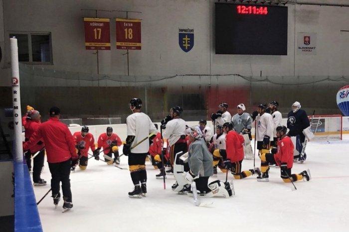 Ilustračný obrázok k článku Šikovný ŤAHÁK pre milovníkov hokeja: Kedy a s kým sa stretnú Topoľčany v príprave?
