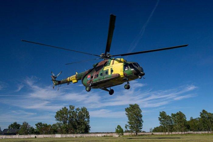Ilustračný obrázok k článku VYZNÁTE sa vo vrtuľníkoch? Ohláste sa ministerstvu a môžete si zarobiť milión!