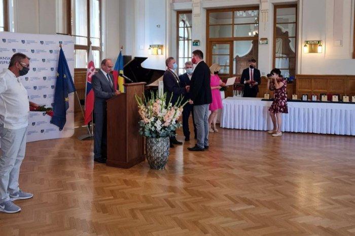 Ilustračný obrázok k článku Kraj vybral NAJLEPŠÍCH športovcov: Viacero ocenení putovalo aj do Topoľčian