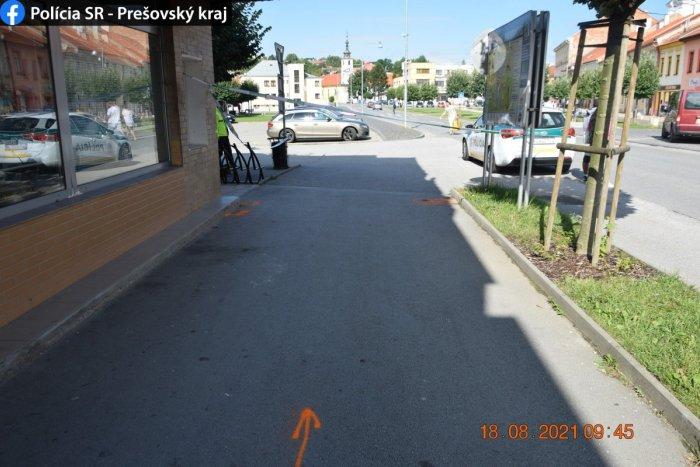 Ilustračný obrázok k článku Muž si z nehody odniesol ťažké zranenie: TAKTO do neho nacúvalo auto, FOTO