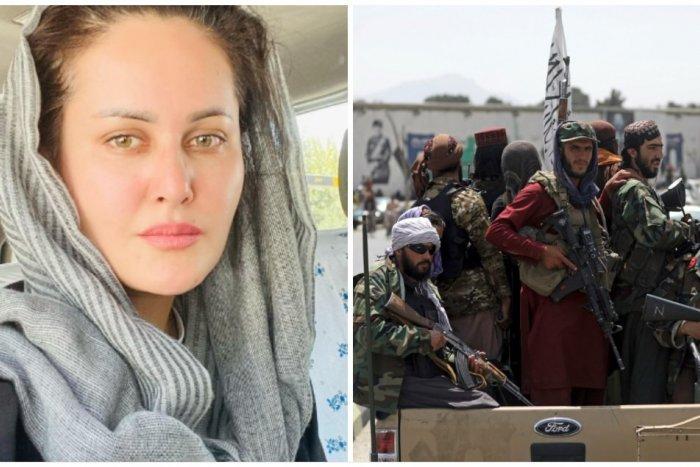Ilustračný obrázok k článku SVET O SLOVENSKU: Slovensko pomohlo zachrániť afganskú režisérku pred hrôzami Talibanu