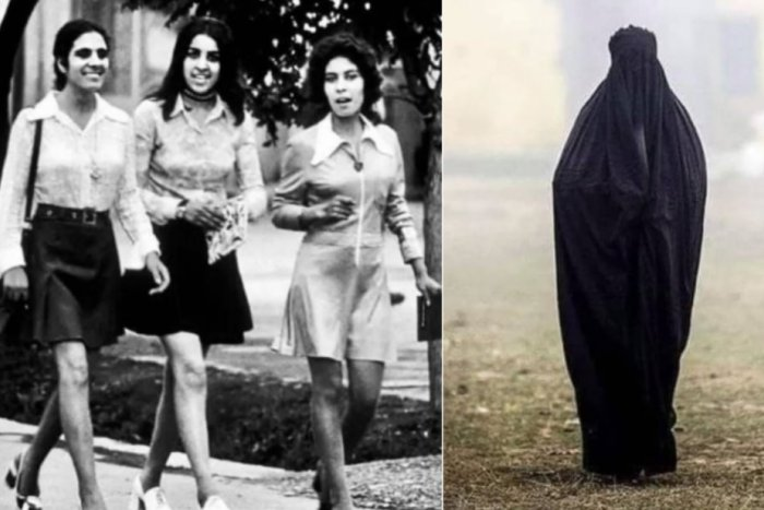 Ilustračný obrázok k článku Spokojné ženy v krátkych sukniach: V Afganistane sa žilo aj inak, hrôza sa vracia