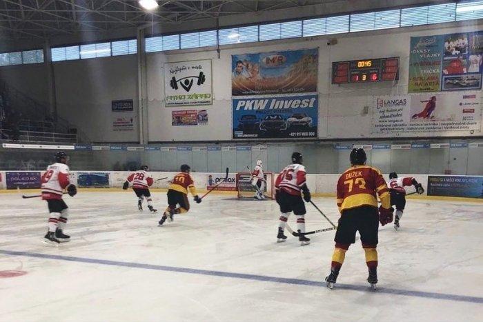 Ilustračný obrázok k článku Hokejisti postupujú v pohárovej kvalifikácii: Rimavskej Sobote strelili OSEM gólov