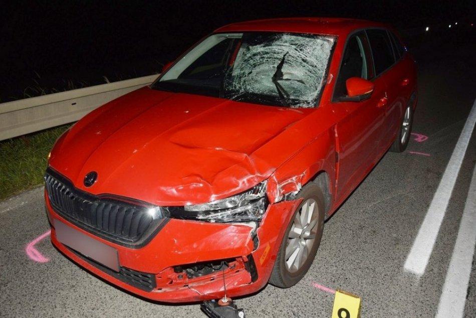 Ilustračný obrázok k článku Tragická nehoda na Spiši: Vodič predbiehal v zákaze, chodec na to doplatil životom, FOTO