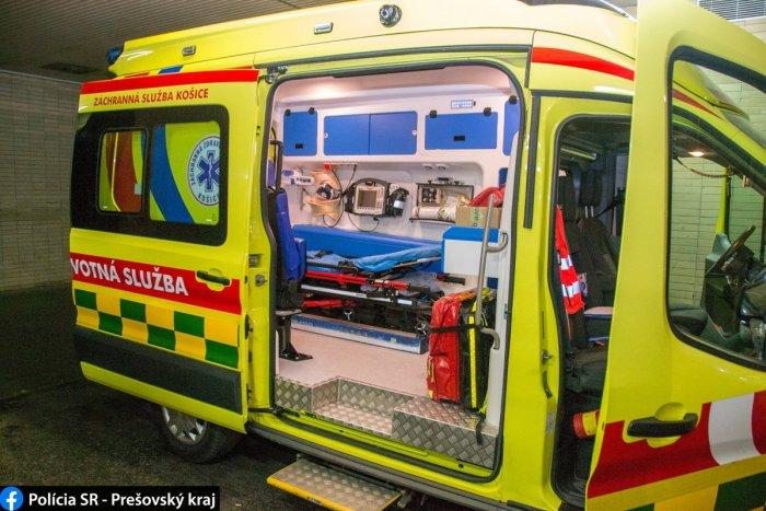 Ilustračný obrázok k článku HOROR počas prevozu pacienta v Prešove: Marek bezdôvodne zaútočil na záchranárov!