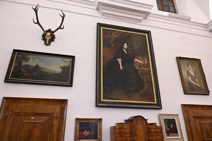 Ilustračný obrázok k článku Nevšedné divadlo: Krádež obrazov, aká na Bojnickom zámku nemala obdobu