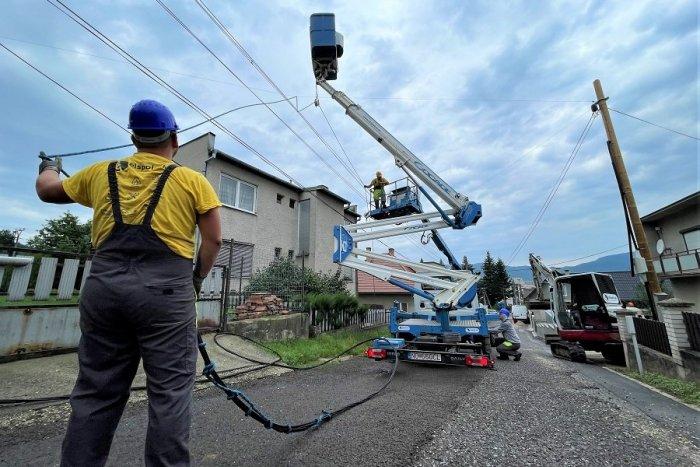Ilustračný obrázok k článku Veľká rekonštrukcia elektrického vedenia pri Žiari: Pomôže dvom obciam