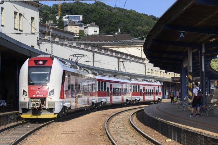 Imagen ilustrativa para el artículo Ferrocarriles para el comienzo del año escolar FORTALECER las líneas de tren en toda Eslovaquia