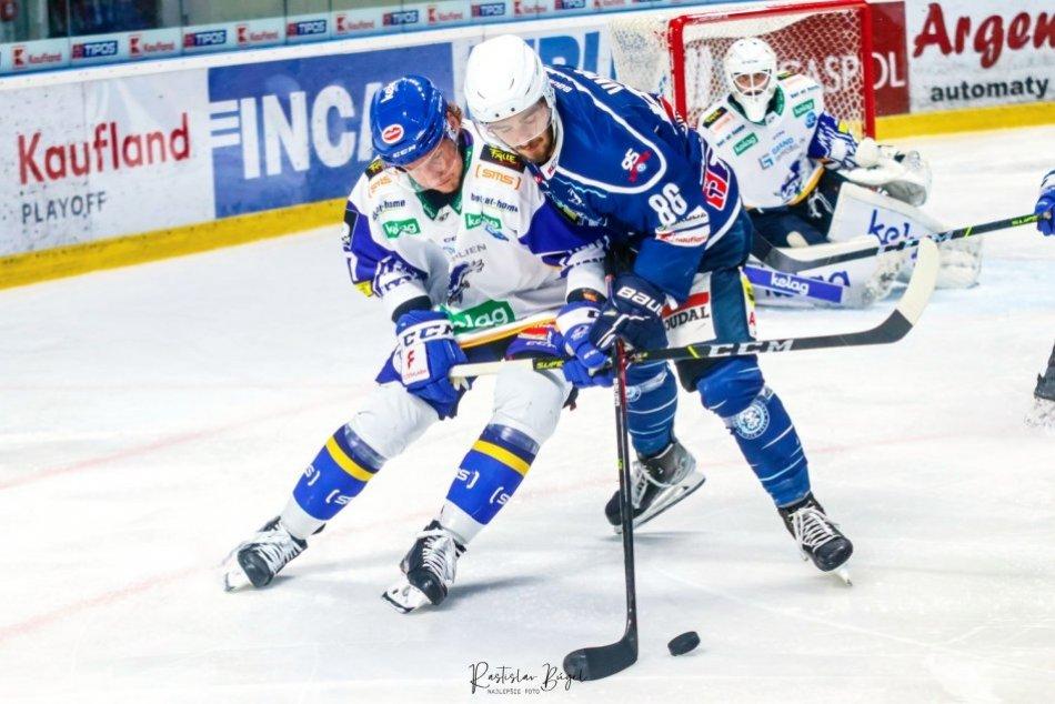 Ilustračný obrázok k článku Nitra ukázala dokonalý obrat: Na domácom ľade porazila rakúskeho súpera, FOTO