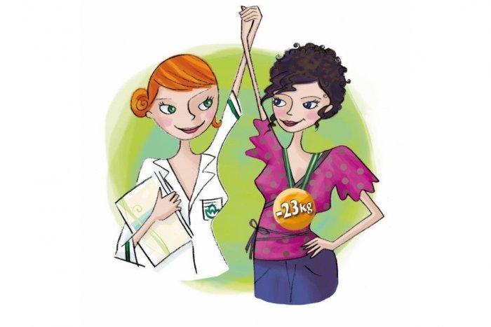Ilustračný obrázok k článku Večný boj s nadbytočnými kilami? V NATUR HOUSE vám poradíme, ako sa ich zbaviť navždy!