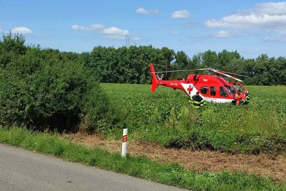 Ilustračný obrázok k článku Tragická čelná zrážka, pri ktorej sa zranili viacerí v aute: Zasahoval aj vrtuľník, FOTO