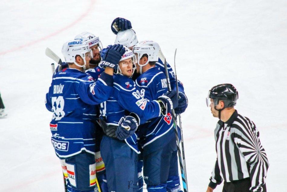Ilustračný obrázok k článku Nitra s ďalším skalpom: Hokejisti porazili aj rakúsky Graz