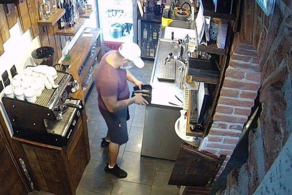 Ilustračný obrázok k článku Krádež v nitrianskej reštaurácii: Polícia hľadá muža zo ZÁBEROV