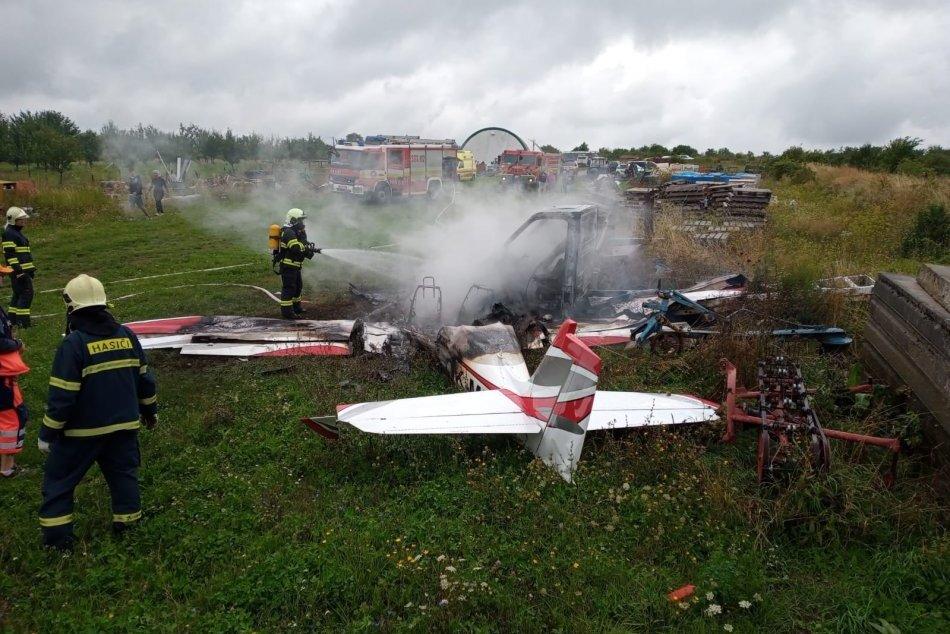 Ilustračný obrázok k článku Tragický pád lietadla na Slovensku: O život mal prísť pilot stroja