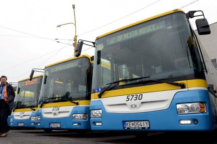 Ilustračný obrázok k článku Budeme cestovať v novom: V košickej MHD pribudne 36 nových autobusov