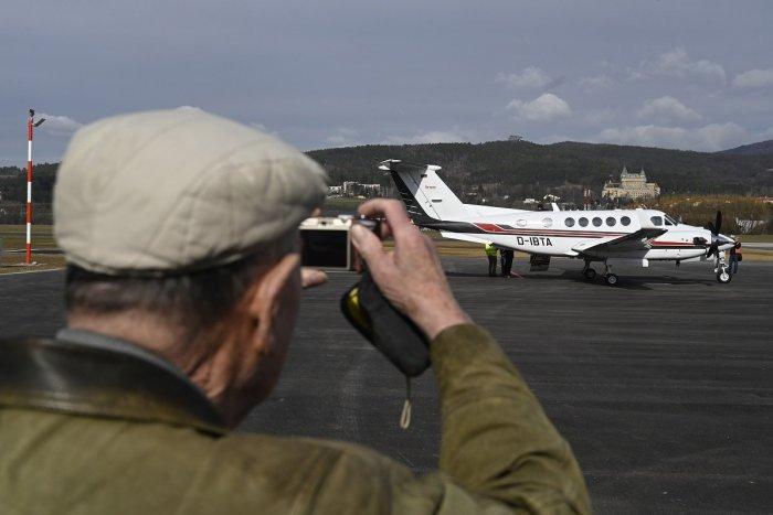Ilustračný obrázok k článku Aeroklub Prievidza oslávil na letisku 70 rokov: Známy je po celom svete
