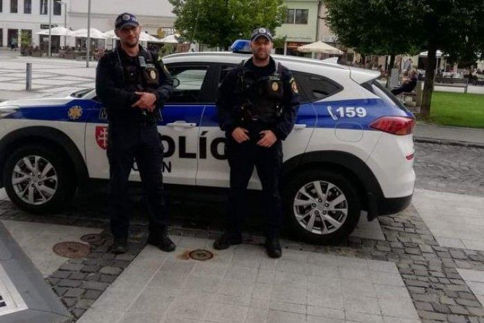 Ilustračný obrázok k článku Centrom Zvolena prechádzalo auto v protismere: Zasiahli mestskí policajti, čo odhalili?