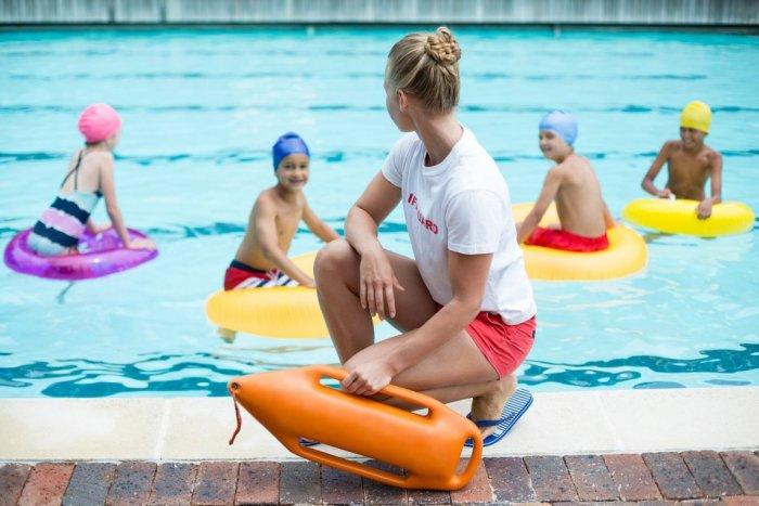 Ilustračný obrázok k článku Ako byť v bezpečí pri plávaní?