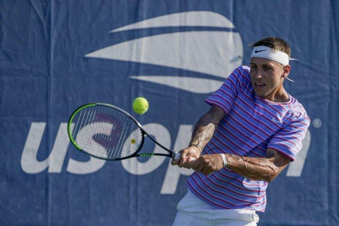 Ilustračný obrázok k článku FANTÁZIA: Prešovčan Alex Molčan postúpil na grandslamovom US Open už do 3. kola!