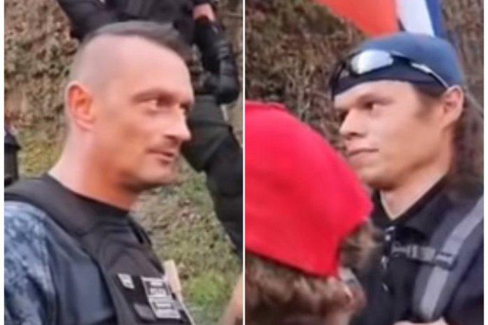 Ilustračný obrázok k článku Mestský policajt STRÁPNIL protestujúceho: Hulákaš na celú ulicu, ale nevieš, prečo si tu!