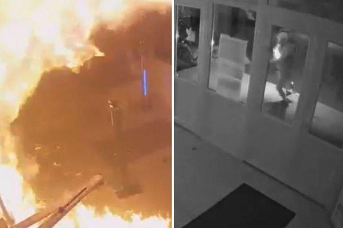 Ilustračný obrázok k článku Polícia pátra po školskom podpaľačovi: Zverejnila šokujúce ZÁBERY, VIDEO