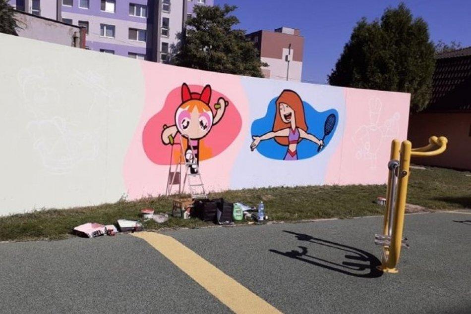 Ilustračný obrázok k článku Do parády si zobral betónovú stenu: Premenil ju na UMELECKÉ dielo, FOTO