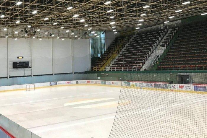 Ilustračný obrázok k článku V Prievidzi je už ľad: Z očkovacieho centra sa stal opäť pravý zimný štadión