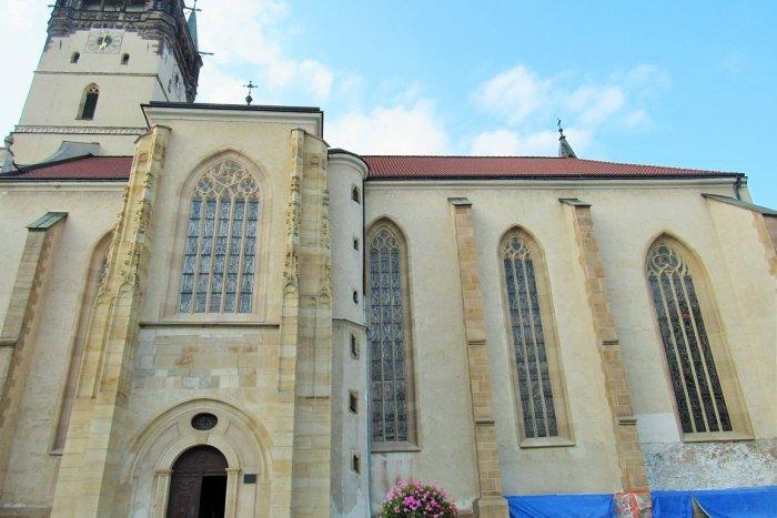 Ilustračný obrázok k článku Na prvý pohľad ich takmer nevidno: Konkatedrála sv. Mikuláša skrýva záhadný úkaz, FOTO