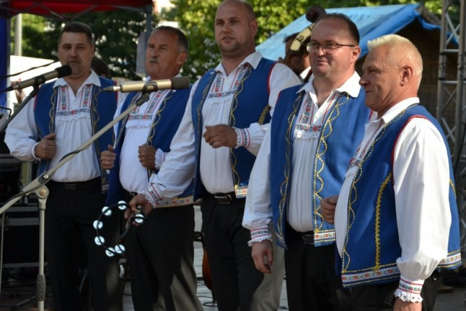 Ilustračný obrázok k článku V OBRAZOCH: V Humennom bolo cez víkend veselo. Mesto oslávilo 704. výročie